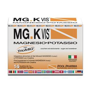 MG.K Vis Integratore 14 bs