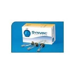 SYNVISC SIR INTRA-ART 2ML 3PZ
